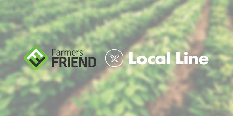 Local Line Partnership Farmers Friend