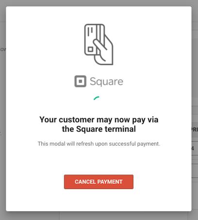Local Line Square POS Integration