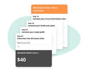 Minimum Order Calculator